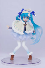 "Vocaloid Hatsune Miku Winter wear ver.  6"" PVC Figure Taito (100% authentic)"