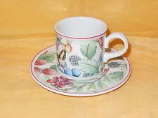 VILLEROY & BOCH V&B - CATALINA - Kaffeetasse / - Tasse  0,20+ UT Teller d=15cm