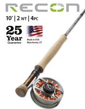 Orvis Recon 2-Weight 10' 4-Piece Fly Rod (NEW 2020 Series)