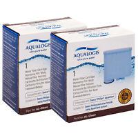2 Aqualogis Al-Clean Kompatibel mit Aquaclean Philips Saeco CA6903/22 CA6903/00