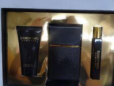Elizabeth and James Nirvana Black Gift Set 1.7 oz EDP & Body Lotion & .34 oz edp