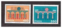 S11295) Italy MNH 1984 Europa 2v