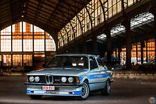 BMW E21 ALPINA C1 FRONT SPOILER apron valance euro bumper 315 316 318 320 323