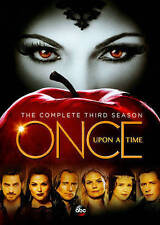 Once Upon a Time:The Third Season 3 Three (DVD, 2014, 5-Disc) Brand New & Sealed