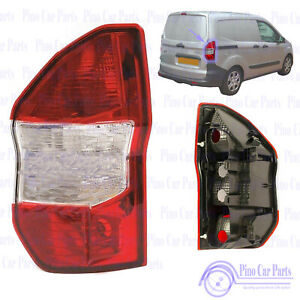 Tail Light Lamp Rear Right RH Offside Fit Ford Transit Courier 2014 Onw 1841016