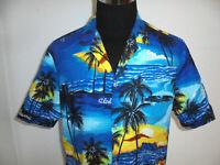 Vintage Royal Creations Hawaiian Shirt hawaii Hemd surfer hawaiihemd XL