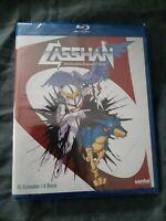Casshan (Blu-ray Disc, 2014, 4-Disc Set)
