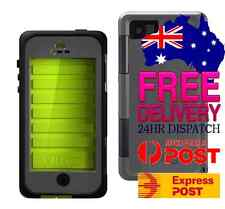 Genuine OtterBox Armor Series Waterproof Case iPhone 5 5S SE NEON GREEN COLOUR