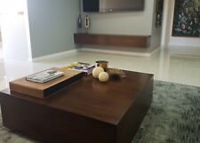"""Leo"" Local Made Tassie Oak Coffee Table Living Room Furniture Lounge"