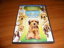 Benji Off The Leash/Castle Rock/Miracle Dogs 2/Retrievers (DVD, 2010)  Used
