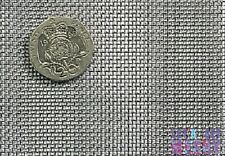 Stainless Steel 304 20 Mesh Woven Wire Mesh 0.35mm Wire 30cm x 22cm Sheet