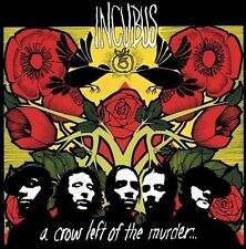 INCUBUS-CROW LEFT OF THE MURDER VINYL LP NEW