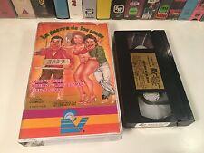 """* La Guerra De Los Sexos Mexican Comedy VHS 1978 Mexi Lalo """"El Mimo"""" Mexcinema"""