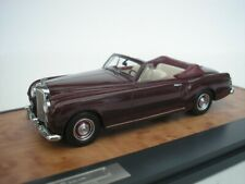 Bentley S1 Continental Dhc Park Ward 1956 Red 1/43 matrix Scale Models New