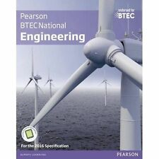 BTEC Nationals Engineering Student Book + Activebook: For the 2016 specifications by Gareth Thomson, Alan Serplus, Natalie Griffiths, Michael Ryan, Andrew Buckenham, Steve Singleton (Mixed media product, 2016)