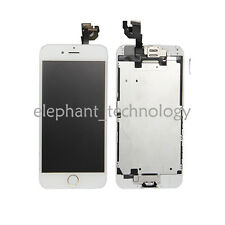 CN For iPhone 6 A1549 A1586 Lcd Touch Screen Assembly Frame +Home Button Gold