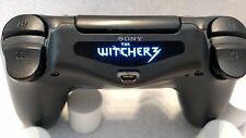 PlayStation 4 PS4 Controller Custom The Witcher 3 Led Light Bar Decal Sticker !!