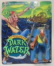 JOAT The Pirates of Dark Water Action Figure Mint on Card 1990 Hasbro