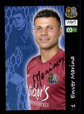 Enver Marina Autogrammkarte 1 FC Saarbrücken 2012-13 Original Signiert+A 163478