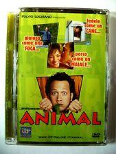 Dvd Animal Ed. super Jewel box con Rob Schneider 2001 Usato fuori cat