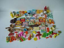 """Lot d'accesoires vintage pour """"cuisine comme maman"""" ou maison de poupées..."""