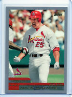 Mark McGwire 2000 Topps #1