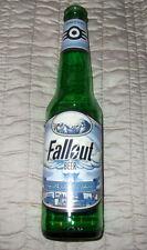 Fallout 2 3 4 Beer Bottle Empty Collectible  Vault Tec Industries EMPTY