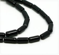 1 Strang Glasperlen Perlen Beads Zylinder Schmuck DIY Basteln 10x4mm gb111