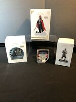 Hallmark Magic Keepsake Lot, Star Wars, Star Trek, Battlestar Galactica