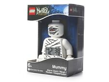 NEW LEGO Monster Fighters Mummy Digital Alarm Clock - 9007231