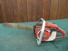 "Vintage HOMELITE XL-15  Chainsaw Chain Saw with 15"" Bar"