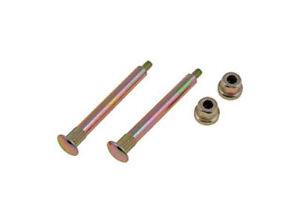 Dorman 38447 Door Pin and Nut Kit - Front - Fits 94-98 Jeep Wrangler # 55176366