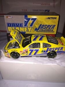 2003 Dave Blaney #77 Jasper 1:24 Scale 2003 Ford Taurus Action Bank 1 Of 400