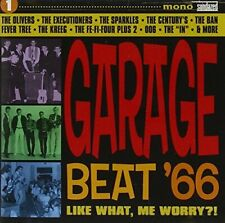 Various Artists - Garage Beat '66 Vol. 1: Like What, Me Worry (CD) (2001)