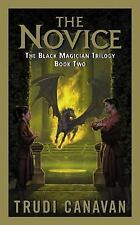 The Novice (The Black Magician Trilogy, Book 2)-ExLibrary