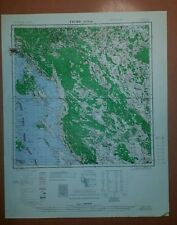 1948 Us Army Maps Yugoslavia 24 Sheets Ams M506 Gsgs 4412