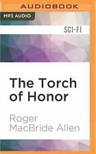 Allies and Aliens: The Torch of Honor 1 by Roger MacBride Allen (2016, MP3...