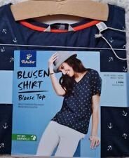 Tchibo Damen Blusenshirt  Gr. L 44/46 Mit Bio-Baumwolle