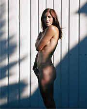Hope Solo U.S. Women's soccer goalie sexy implied nude UNSIGNED 8 x 10 photo