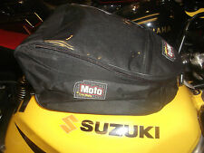 Great value Trik Moto tie on Tank Bag Black new