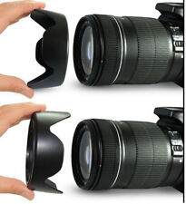 973A New 67mm EW-73B EW73B Lens Hood for Canon 6D 650D EF-S 18-135mm BF17-85mm