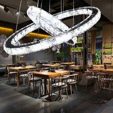 Plafonnier moderne LED Spirale Lustre Lampe à suspension lampe planète cylindre