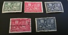 1914 Centenary of Independence : Mh set Og + used 10 &20 Ore