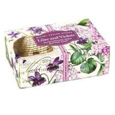 Michel Design Works Boxed Single Soap 4.5 Oz. - Lilac & Violets