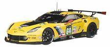 AUTOart 1/18 Chevrolet Corvette C7.R 2016 #64 24 Hours of Le Mans Model Car