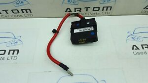 2013 MINI COOPER ONE R56 1.6 PETROL FUSE BATTERY DISTRIBUTION BOX WITH CABLE