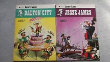Lucky Luke-Dalton City & Jesse James 1972/73 SC