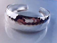 wholesale 1pc Silver nice wide smooth star cuff bangle Bracelets Gift for Women