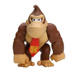 Super Mario Figure Donkey Kong Toy Nintendo Banpresto Wii U SNES 3DS Gaming 14cm
