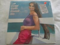 Greatest Hits CRYSTAL GAYLE VINYL LP ALBUM 1983 COLUMBIA RECORDS TOO MANY LOVERS